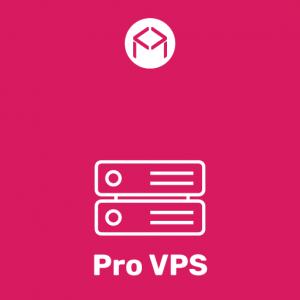 Pro VPS dedikált virtuális szerver