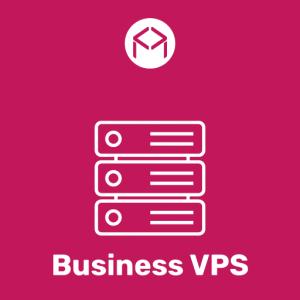 Business VPS dedikált virtuális szerver