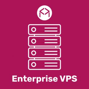 Enterprise VPS dedikált virtuális szerver
